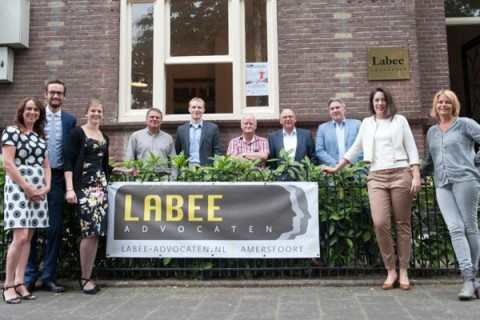 Labee Advocaten is in 2014 hoodsponsor van het AVK