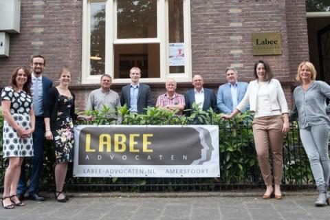 Labee Advocaten is in 2014 hoodsponsor van het AVK